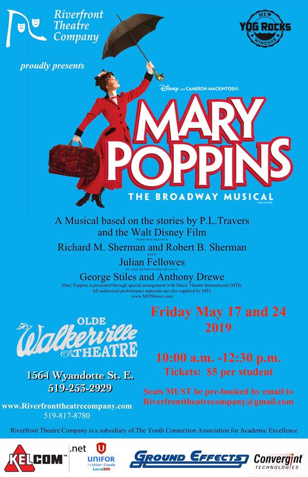 Mary Poppins School